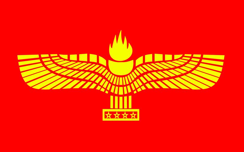 Syriac flag
